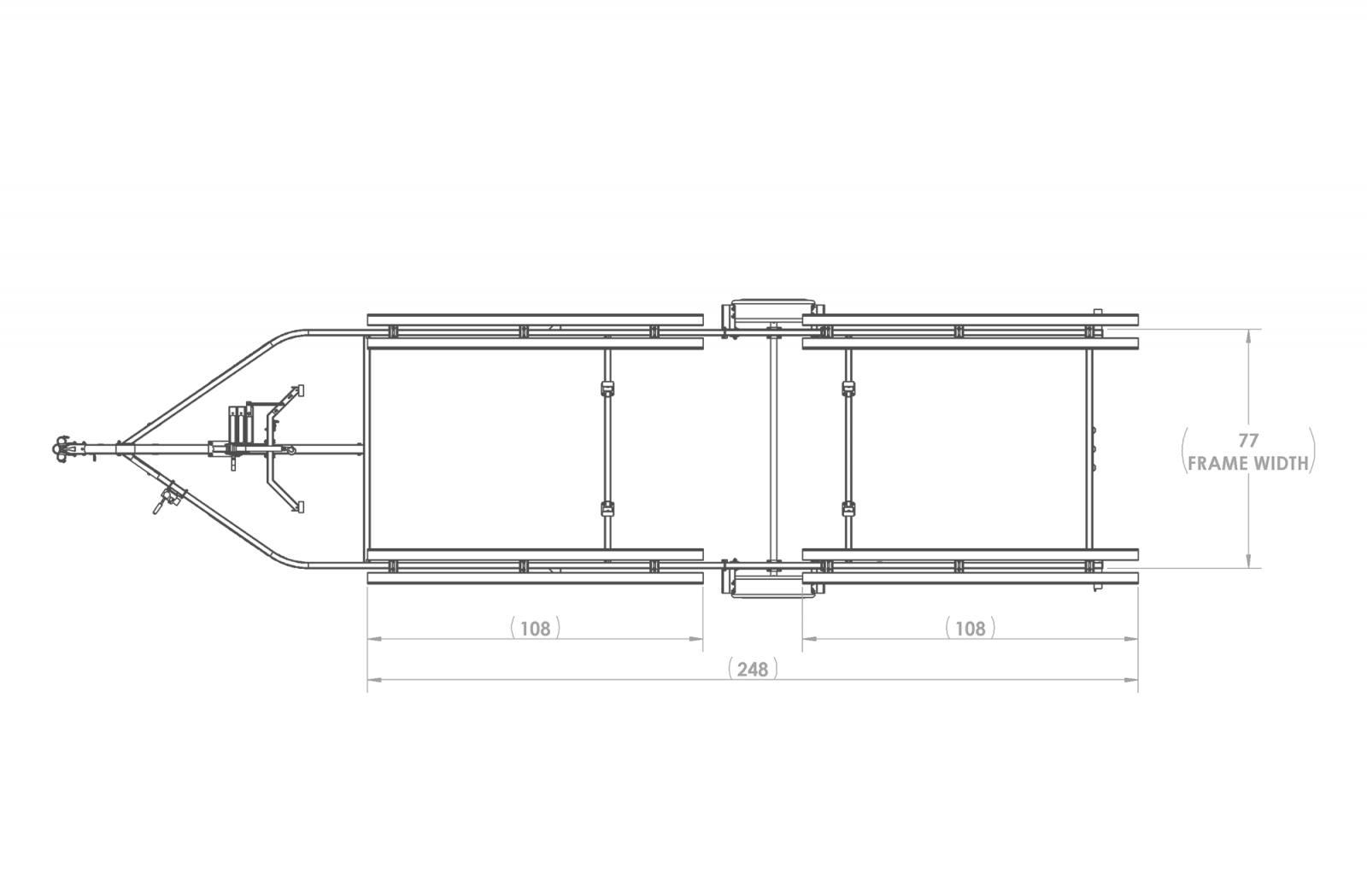 2019 Karavan Trailers KDP-2225-BT Black Powder Coated for ... on trolling motor wiring diagram, bilge pump wiring diagram, standard 7 wire trailer diagram, compass wiring diagram, karavan tires, truck camper wiring diagram, tekonsha brake controller wiring diagram, led trailer lighting diagram, fish finder wiring diagram, stereo wiring diagram, karavan sure lube system, trailer light diagram, karavan trailer parts diagram, 30 amp rv wiring diagram, typical rv wiring diagram, battery wiring diagram, livewell wiring diagram, tilt bed trailer diagram, silverado brake controller wiring diagram,