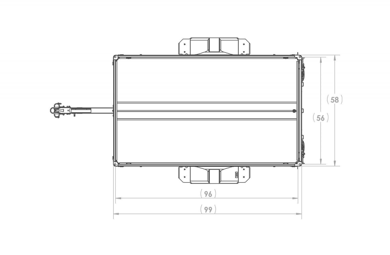 2019 Karavan Trailers MFF-2200-56-LP Anodized Aluminum for ... on trolling motor wiring diagram, bilge pump wiring diagram, standard 7 wire trailer diagram, compass wiring diagram, karavan tires, truck camper wiring diagram, tekonsha brake controller wiring diagram, led trailer lighting diagram, fish finder wiring diagram, stereo wiring diagram, karavan sure lube system, trailer light diagram, karavan trailer parts diagram, 30 amp rv wiring diagram, typical rv wiring diagram, battery wiring diagram, livewell wiring diagram, tilt bed trailer diagram, silverado brake controller wiring diagram,