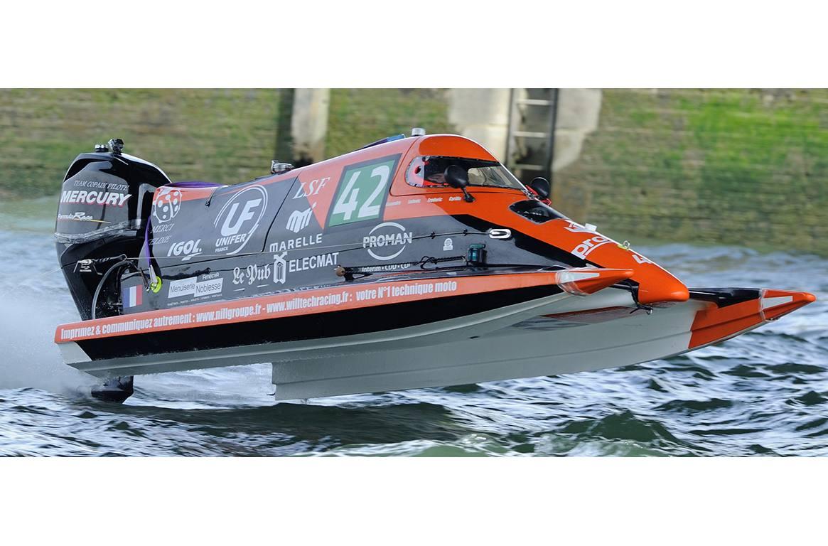 2020 Mercury 60 EFI FormulaRace - 15 in  Shaft for sale in