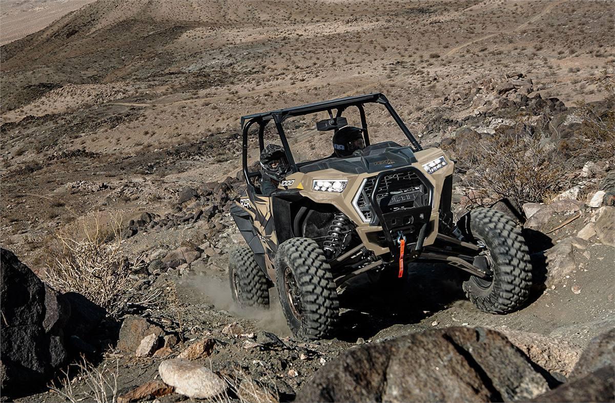 2020 Polaris Industries RZR XP® 1000 Trails & Rocks Military Tan