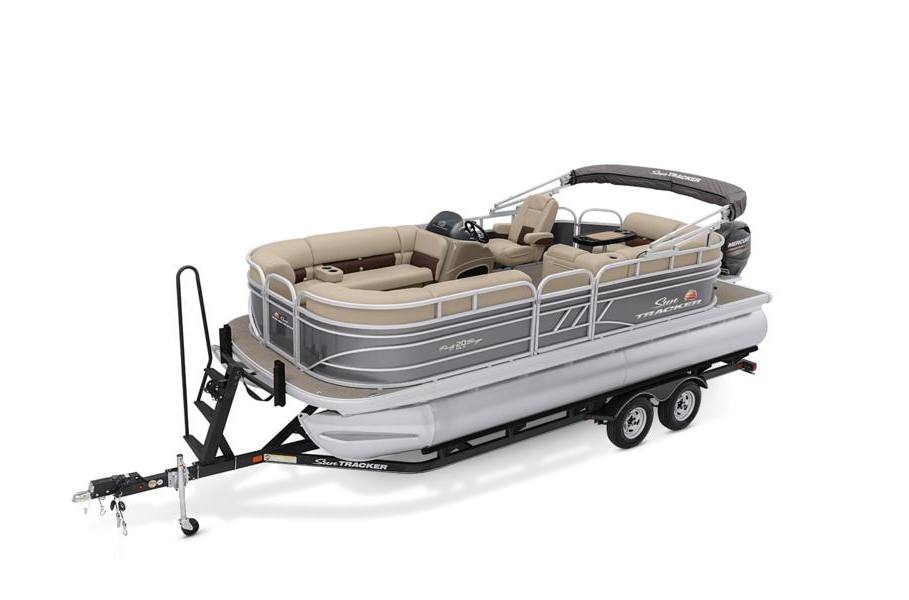2020 Sun Tracker PARTY BARGE 20 DLX for sale in Ronan, MT  S
