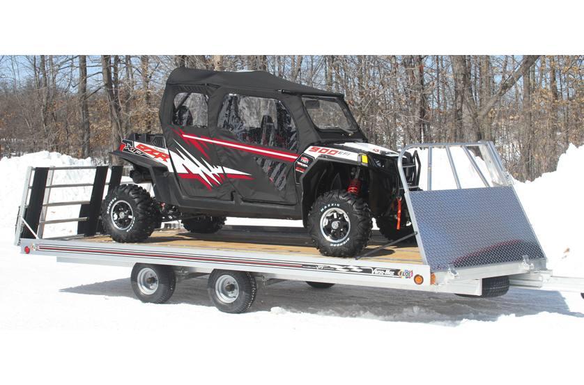 Winter Ramp 2020.2020 Floe 16 Versa Max Ramp Tandem Axle No Brakes For