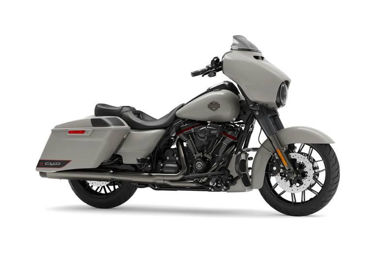 2020 Harley Davidson Cvo Street Glide Custom Color