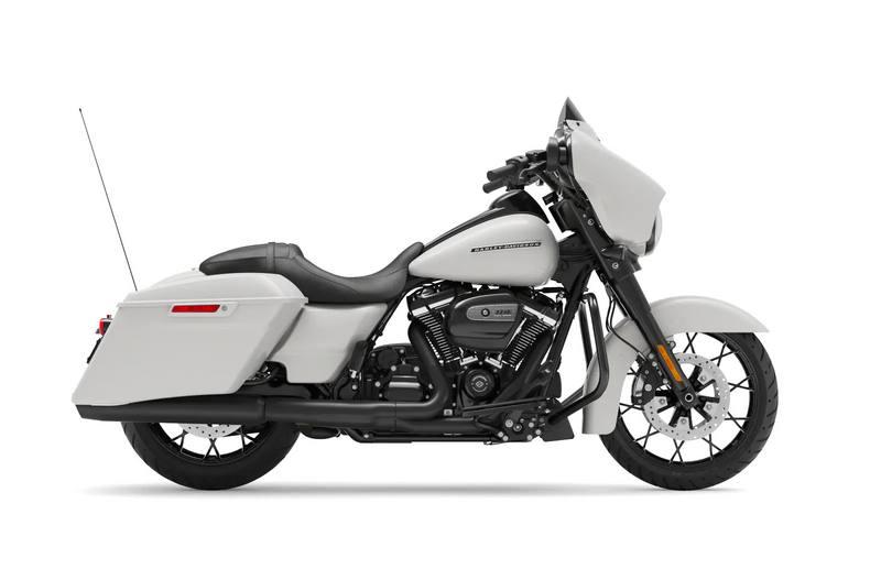 2020 Harley Davidson Street Glide Special Color