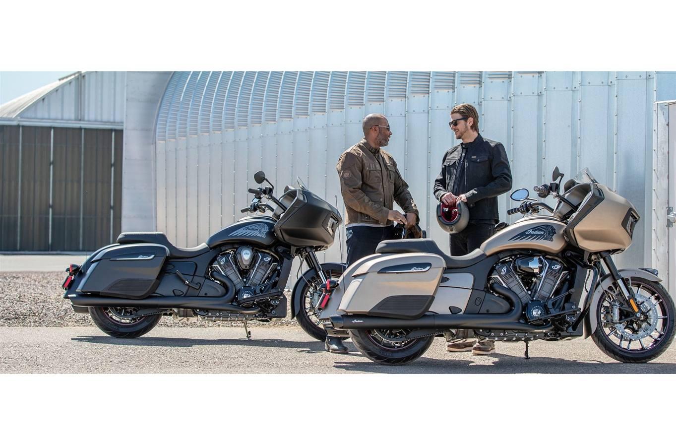 indian challenger motorcycle horse dark option motorcycles latrobe pa