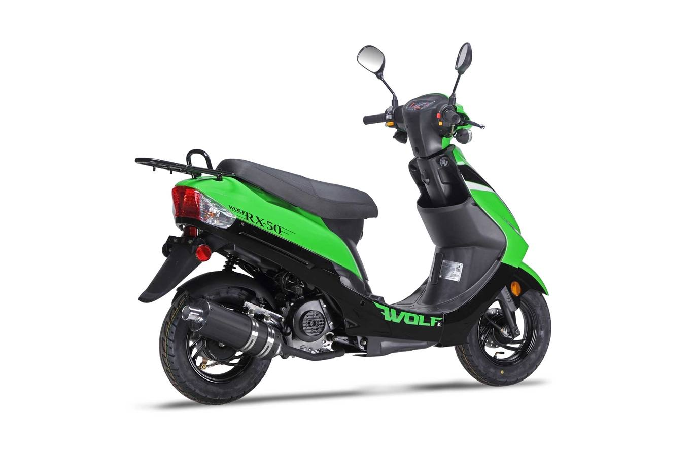 2019 Wolf Brand Scooters Wolf RX-50