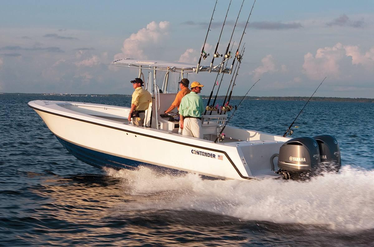 2020 Yamaha V6 4 2L 250HP - 30