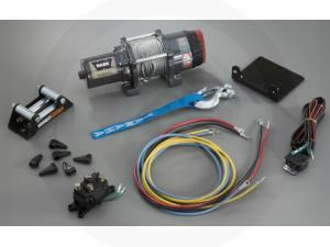 YAMAHA 2500 LB. WINCH KIT BY WARN®