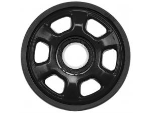 SPOKED REAR AXLE GUIDE WHEEL