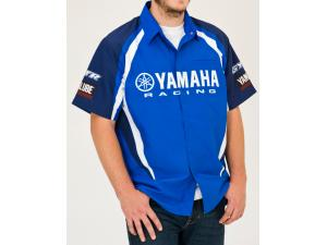 YAMAHA RACING SUBLIMATED CREW SHIRT