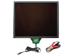 5-WATT SOLAR PANEL WITH BUILT-IN CONTROLLER