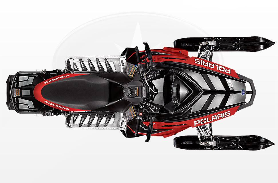 2011 Polaris Industries 800 Rush Pro-R