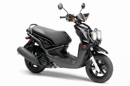 2011 Yamaha ZUMA 125