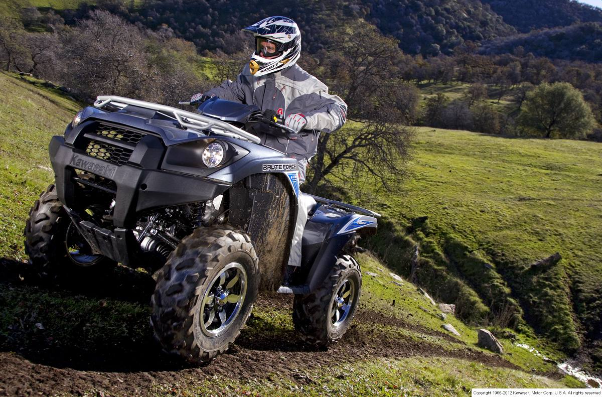 2012 Kawasaki Brute Force 750 4x4i Eps Se For Sale In Bluefield Wv Bennche Fuse Box Stock Image