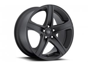 Euro M102 Wheels Matte Black / Machined Series