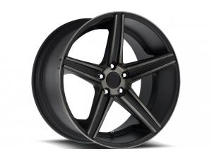 M126 - Apex Black & Machined, DDT Wheels