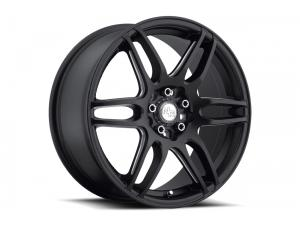 NR6 M106 Wheels Matte Black Series