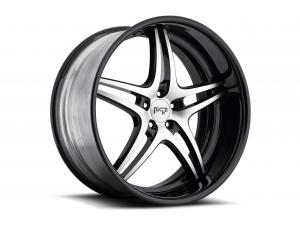 Sportiva M205 Wheels Black Machined Series