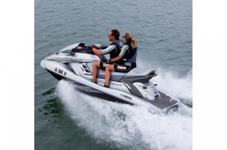 2012 Yamaha FX Cruiser HO 10