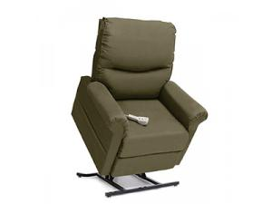 LC-105 3-POSITION, FULL RECLINE CHAISE LOUNGER