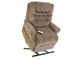 LC-358XL 3-POSITION, FULL RECLINE, CHAISE LOUNGER