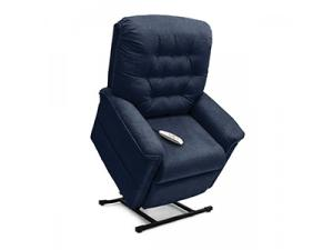 LC-358M 3-POSITION, FULL RECLINE, CHAISE LOUNGER