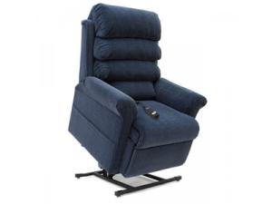 LC-570L 3-POSITION, FULL RECLINE, CHAISE LOUNGER
