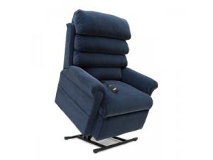 LC-570W 3-POSITION, FULL RECLINE, CHAISE LOUNGER