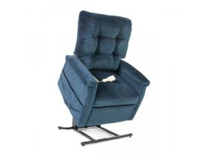 LC-10 2-POSITION, PARTIAL RECLINE LIFT CHAIR