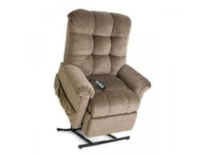 LC-585 3-POSITION, FULL RECLINE, CHAISE LOUNGER