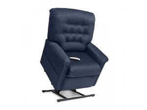 LC-358PW 3-POSITION, FULL RECLINE, CHAISE LOUNGER