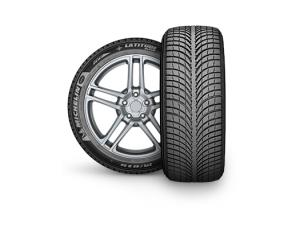 Latitude® Alpin® LA2 Tire