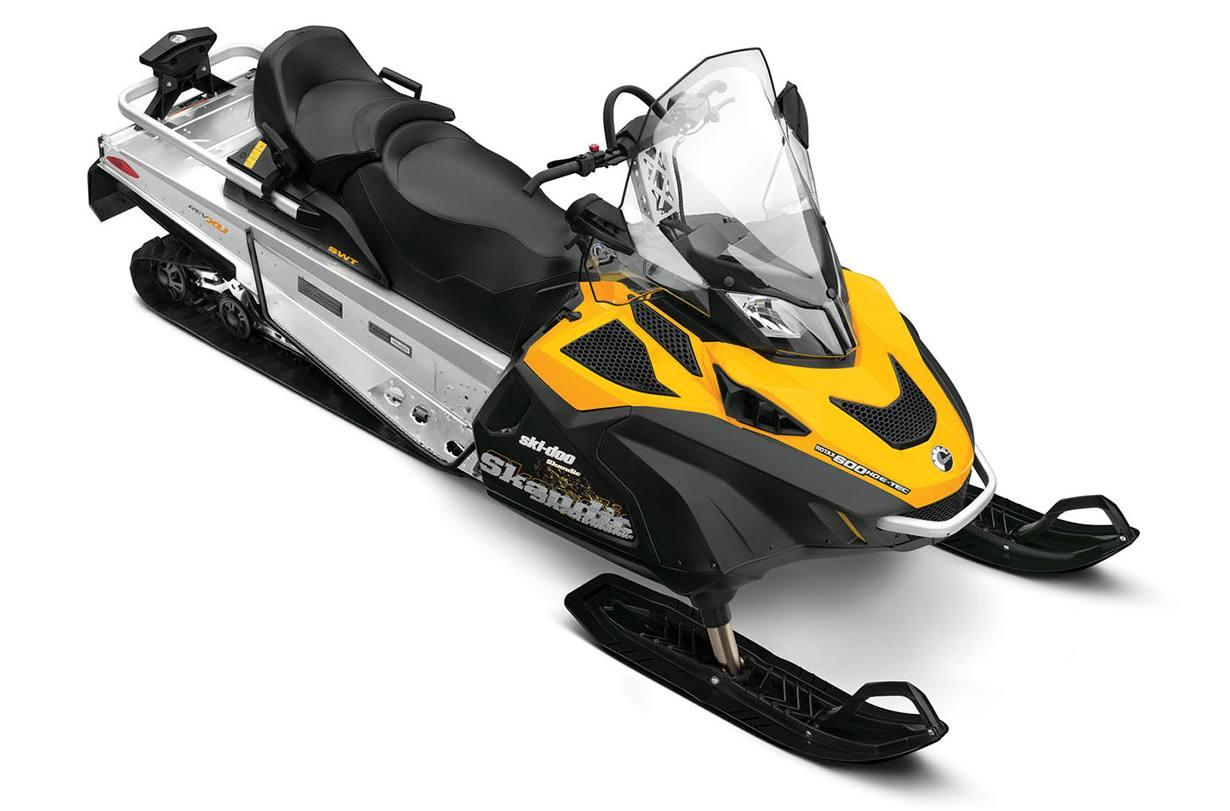 2013 Ski-Doo Skandic SWT Rotax® E-TEC® 600 H.O