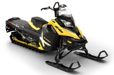 2013 Ski Doo Summit X 154 800