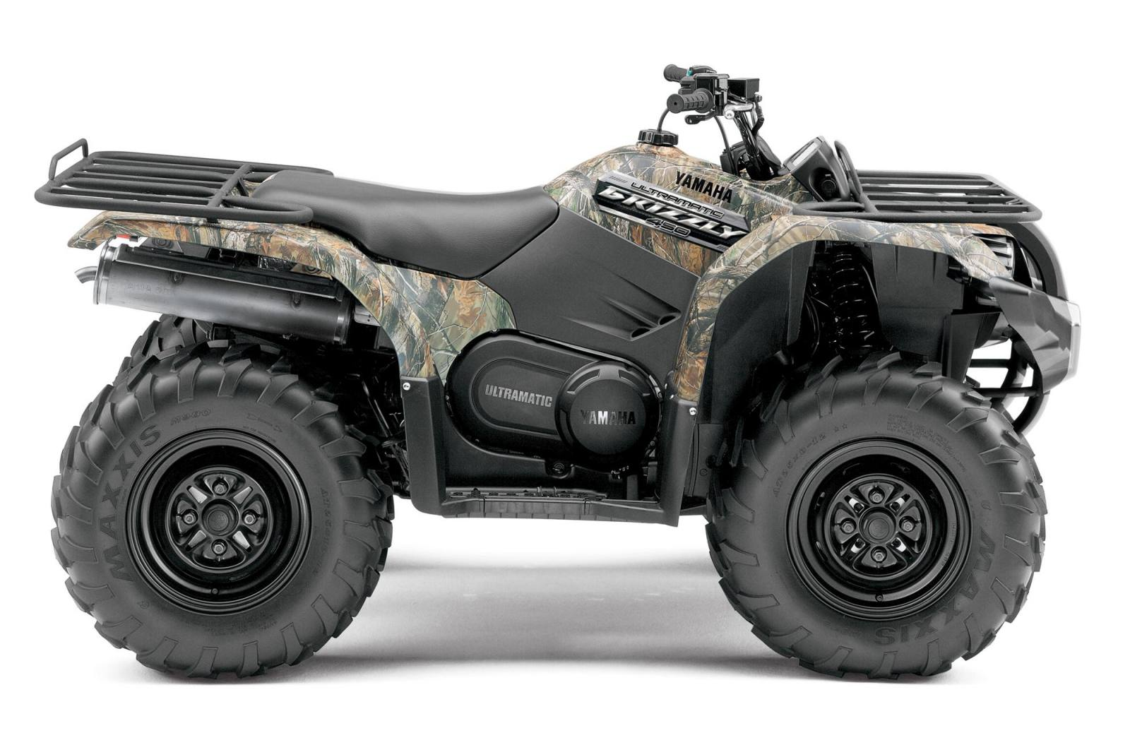 Yamaha Grizzly 450 >> 2013 Yamaha Grizzly 450 Auto 4x4 Realtree Ap Hd Camo For Sale In
