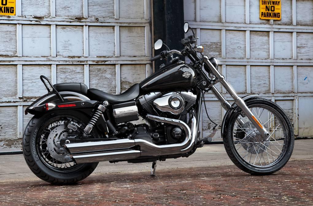 2013 Harley-Davidson® wide glide