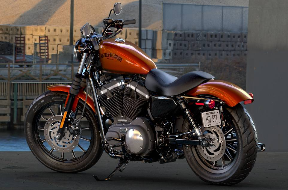2013 Harley-Davidson® XL883N Iron 883™ - Color Option for sale in ...