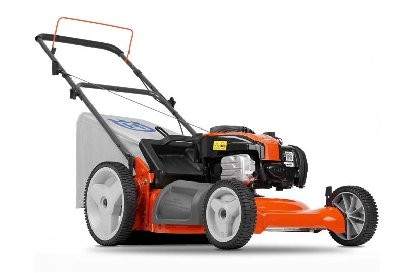 Lawn Mowers and Lawn Edgers from Husqvarna, Cub Cadet and