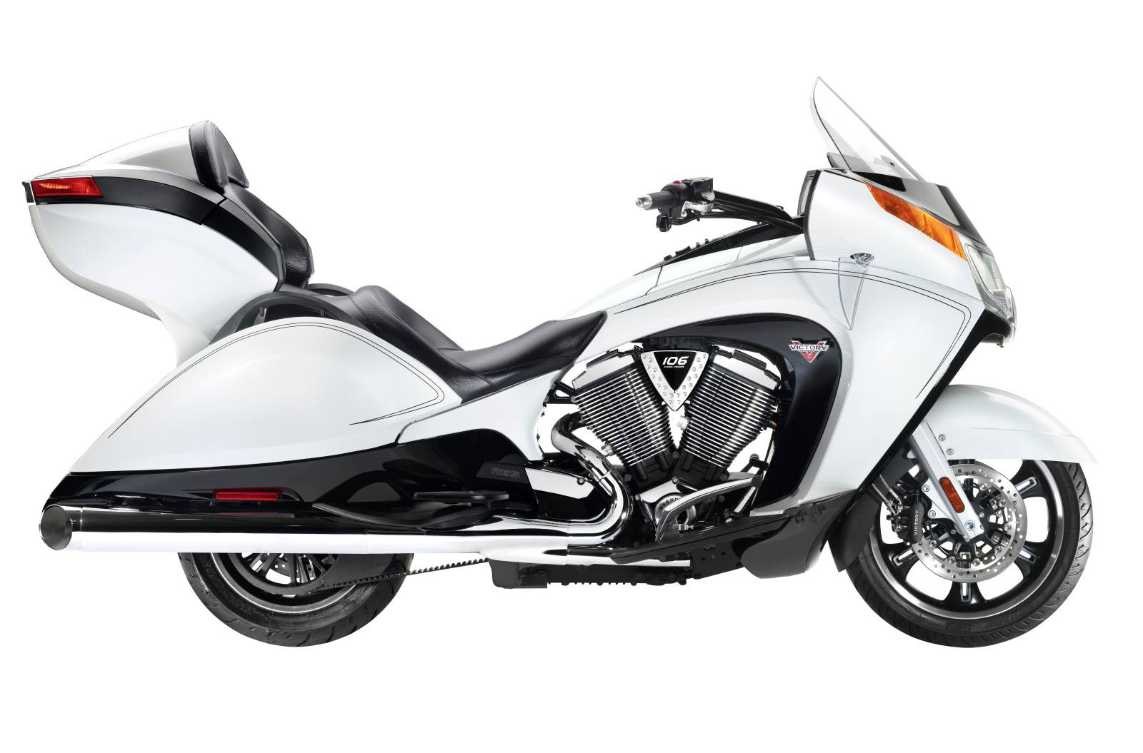 2014 Victory Motorcycles Vision Tour Abs For Sale In Indianapolis