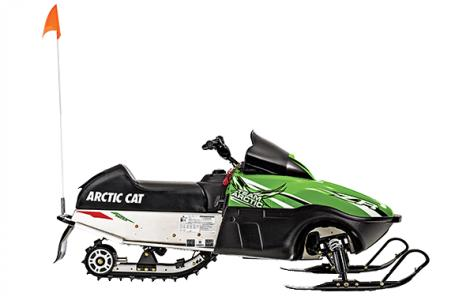 2014 Arctic Cat ZR120