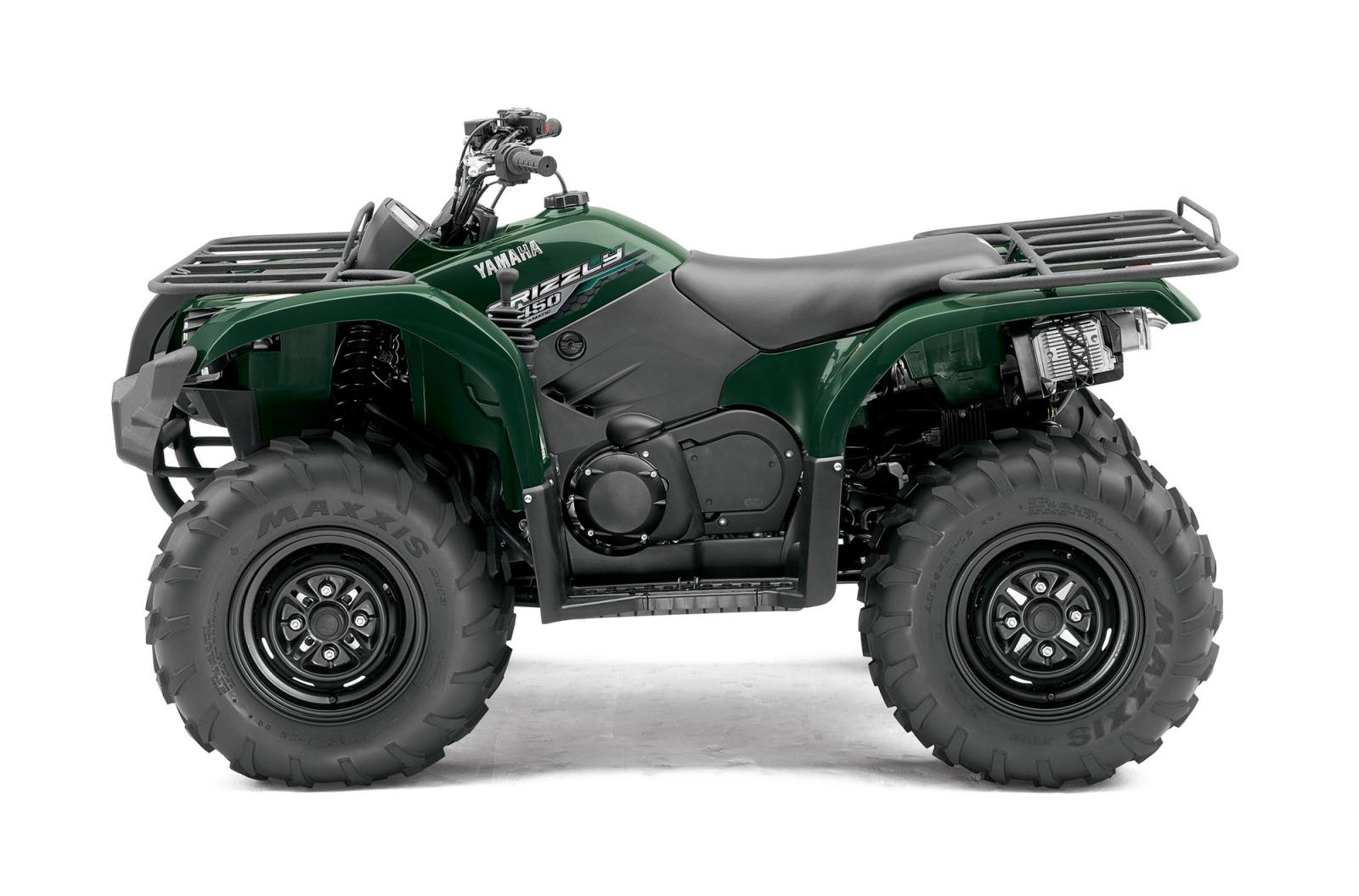 Yamaha Grizzly 450 >> 2014 Yamaha Grizzly 450 Auto 4x4 For Sale In Martinsville In Flat