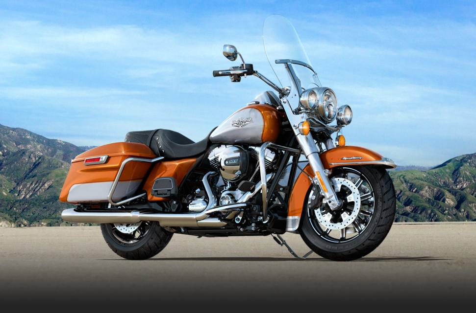 2014 Harley-Davidson® FLHR Road King® - Two-Tone Option for sale in ...