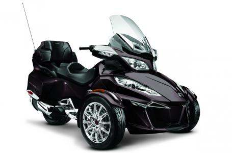 2014 Can-Am ATV Spyder Rt Ltd