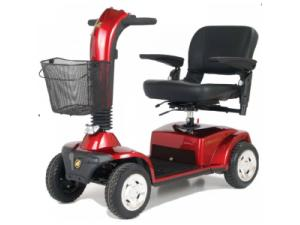 COMPANION 4-WHEEL FULL SIZE SCOOTER