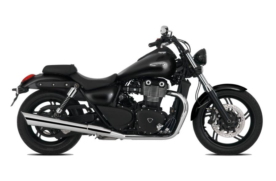 2014 Triumph Thunderbird Storm for sale in Gill, MA  GREEN