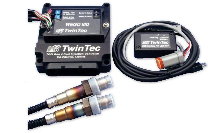 TCFI Gen 4 Auto-Tune Fuel Injection Controller