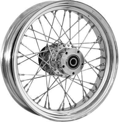 Rear Spoked Wheel
