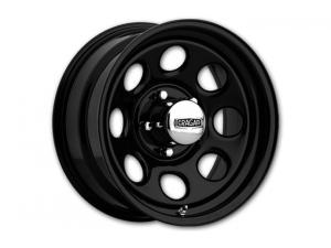397 Series Black Soft 8 Wheels