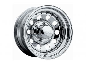 320C - Chrome Modular Wheels