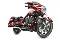 2015 Victory Motorcycles Victory Magnum™ - Ness Midnight Cherry